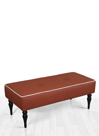 Lungo Deri Bench Puf-Lorence Home